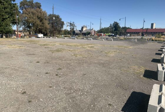 209 E. Columbia Drive parcel at Columbia Gardens.