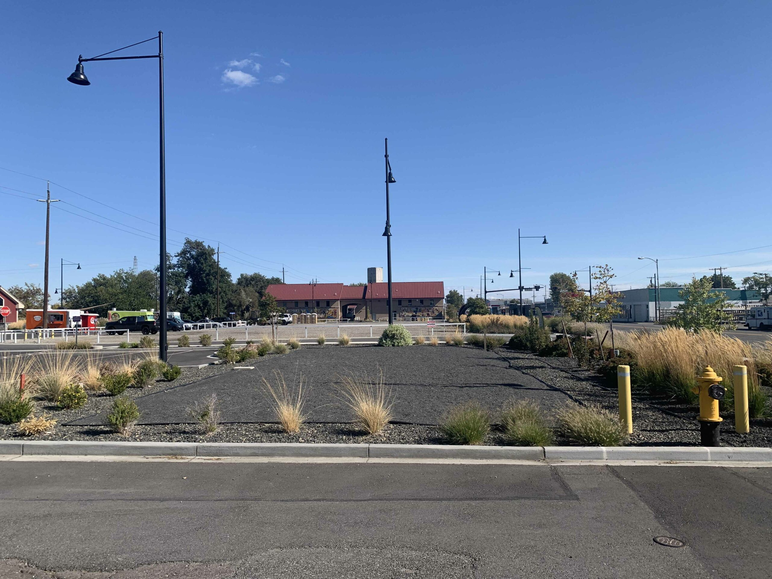 215 E. Columbia Drive parcel at Columbia Gardens.
