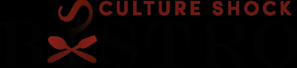 Culture Shock Bistro food truck logo.