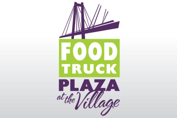 Food Truck Plaza at the Village logo.