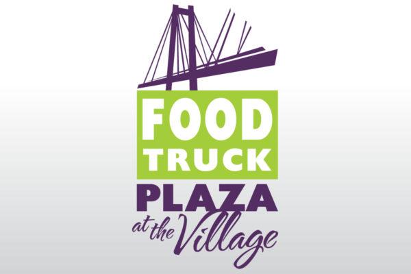 Food Truck Plaza at the Village logo.