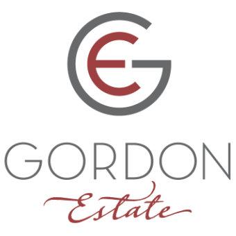 Gordon Estate Winery logo.