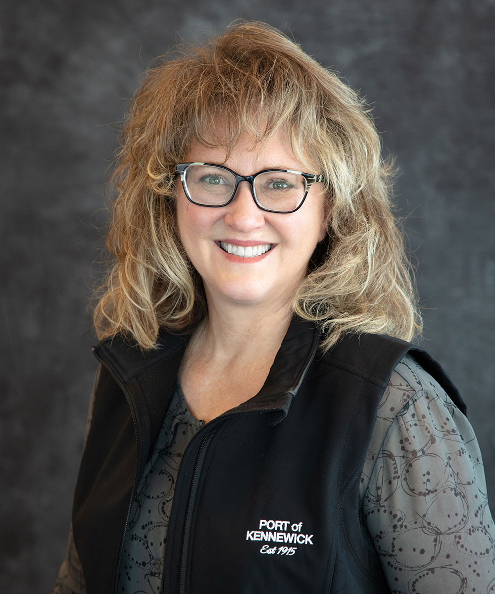 Portrait of Deputy CEO Tana Bader Inglima.