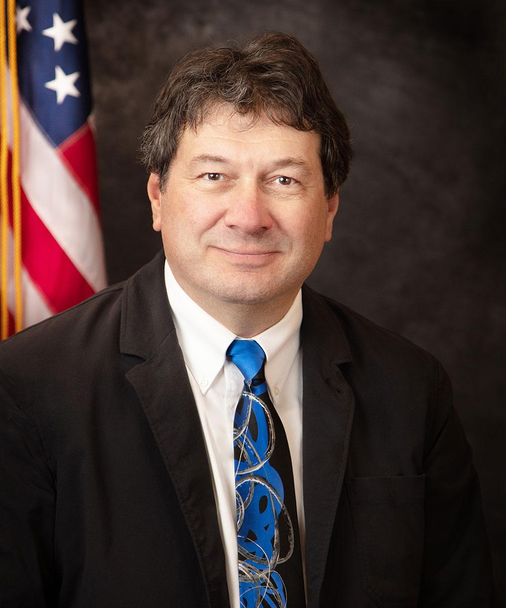 Portrait of CEO Tim Arntzen.