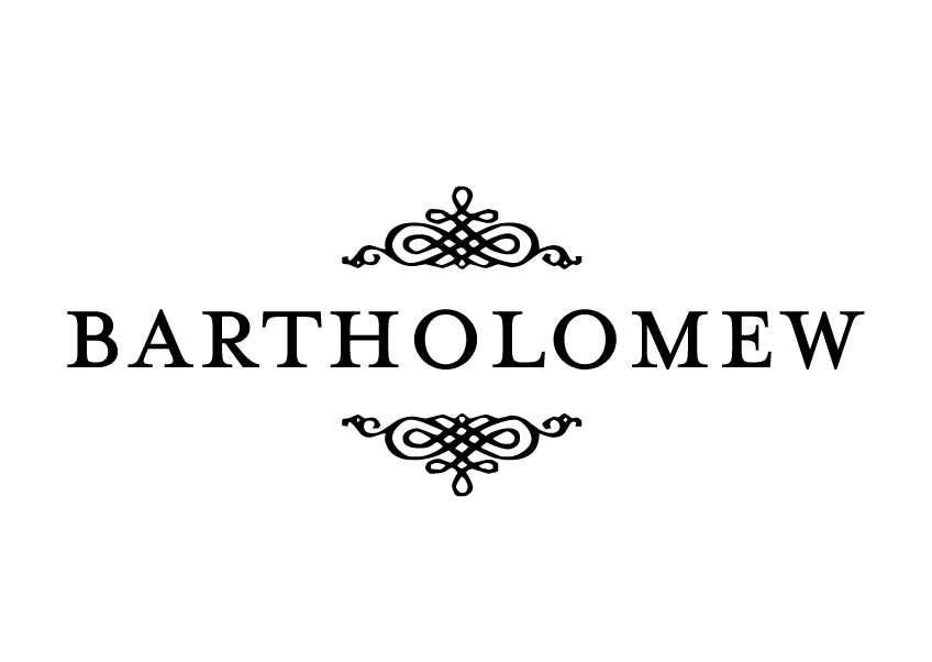 Bartholomew Winery logo.
