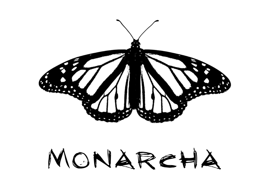 Monarcha Winery logo.