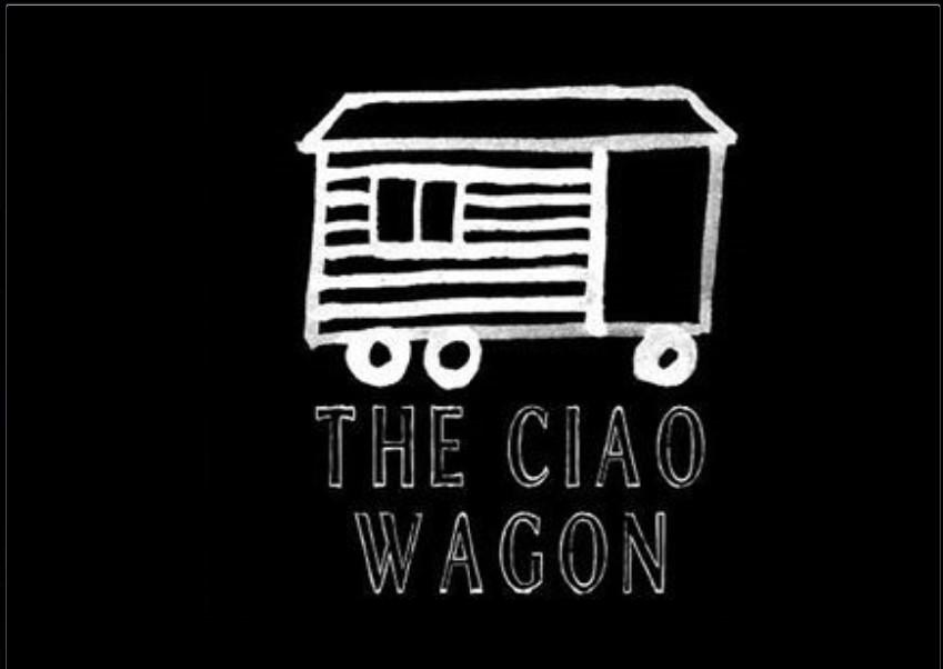 The Ciao Wagon logo